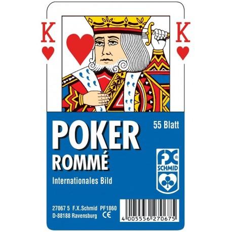 Poker. Internationales Bild - DE