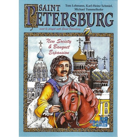 Saint Petersburg Expansion
