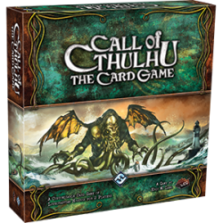 Call of Chtulhu living card game