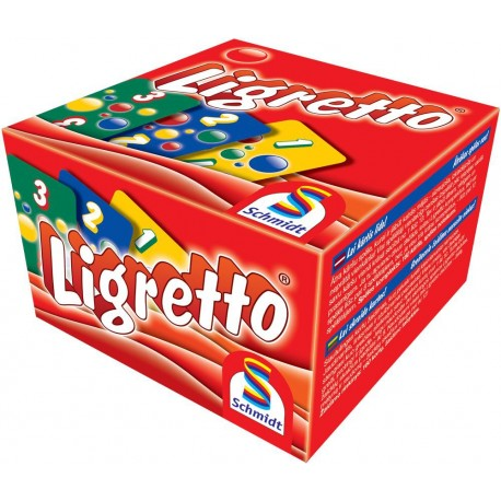 Ligretto Rosu