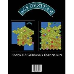 Age of Steam Germania și Franța (extensii)