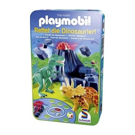 Playmobil - save the dinosaurs