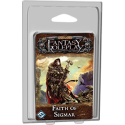 Warhammer Cards Faith of Sigmar