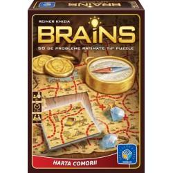 Brains: harta comorii