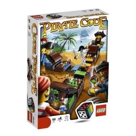 LEGO - PIRATE CODE