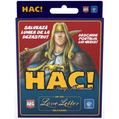 HAC: love letter