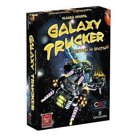 Galaxy Trucker: aventuri in spatiu