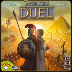 7 Wonders Duel Română