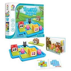 Smart Games - Three Little Piggies